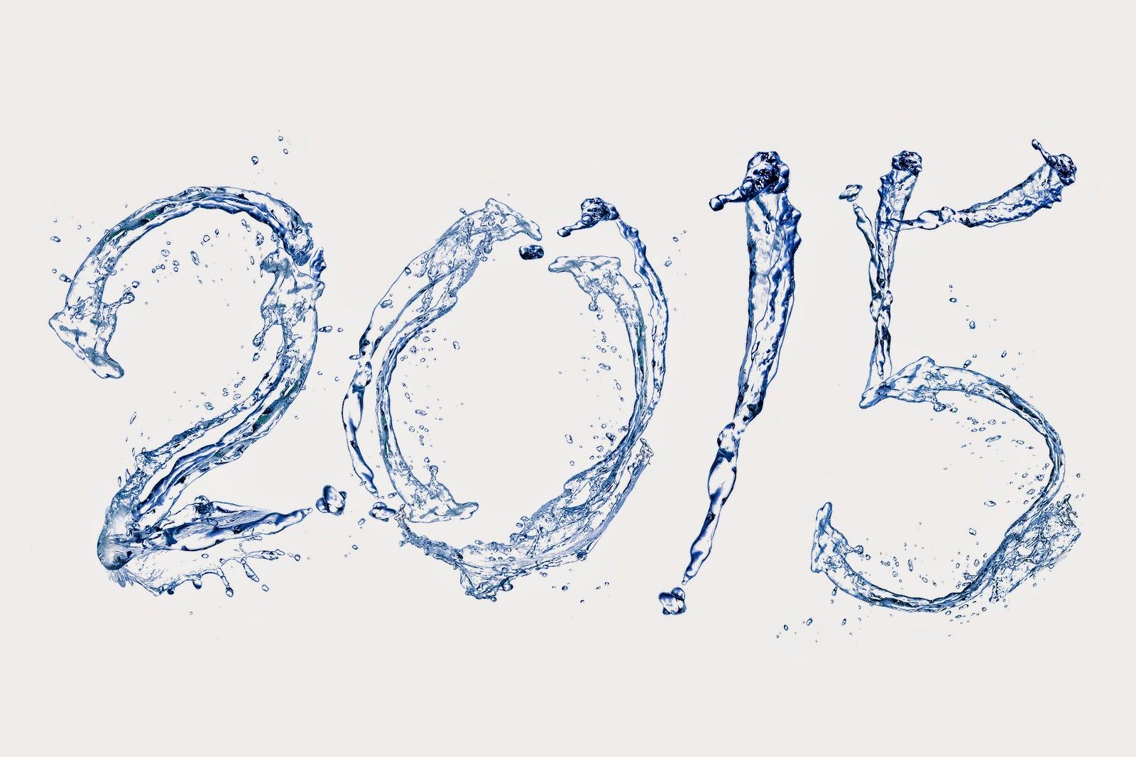 2015 hình giọt nước tạo nên