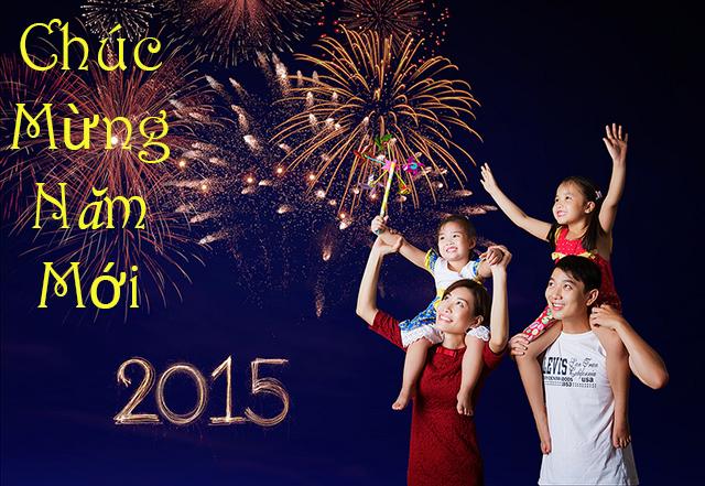Hình ảnh chúc mừng năm mới 2015 đẹp