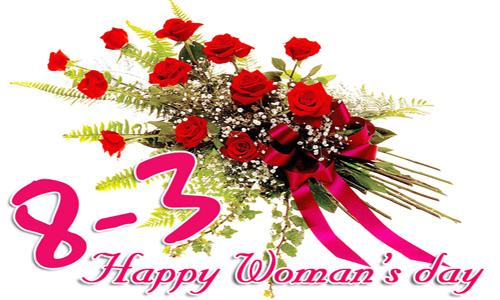 Thiệp 8-3 đẹp ý nghĩa ngày quốc tế phụ nữ
